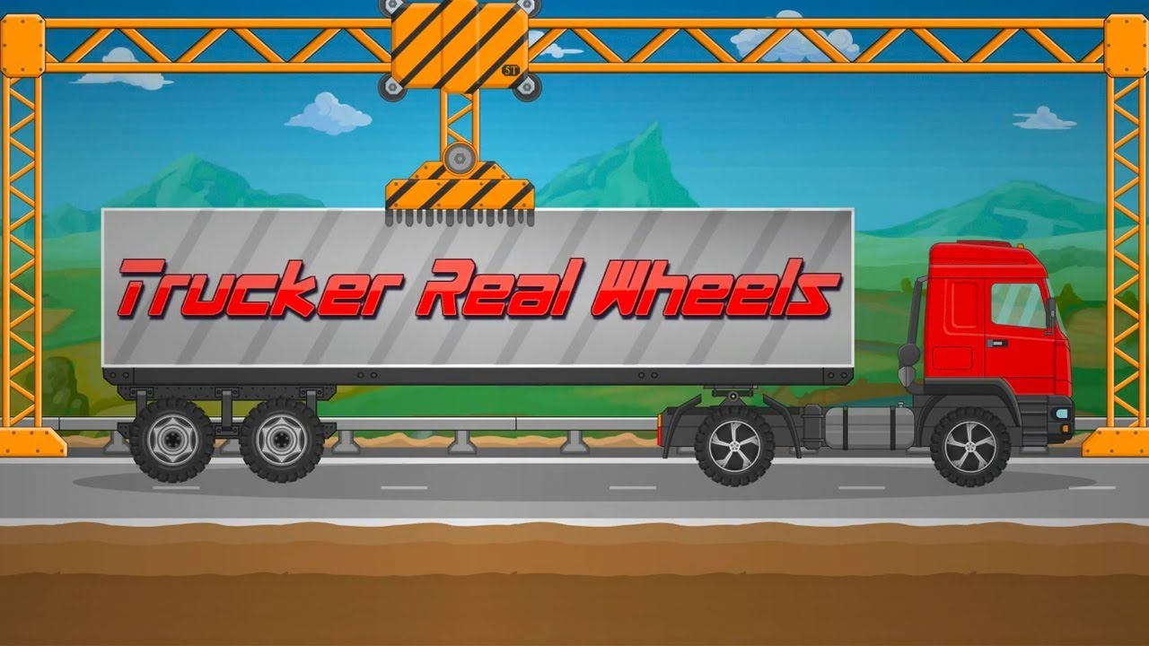 trucker real wheels hile - Trucker Real Wheels Apk indir - Para Hileli Mod v3.1.6