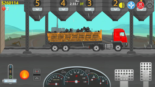 trucker real wheels indir 1 - Trucker Real Wheels Apk indir - Para Hileli Mod v3.1.6