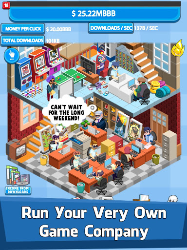 video game tycoon 1 - Video Game Tycoon Apk indir - Para Hileli Mod v2.8.5