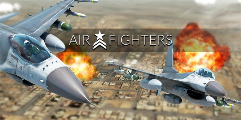 airfighters hile 768x384 - AirFighters Apk indir - Kilitsiz Mod v4.2.1