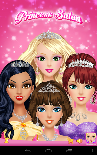 princess salon 1 - Princess Salon Apk indir - VIP Hileli Mod v1.2.6