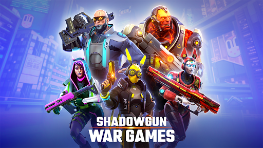 shadowgun war games hile - Shadowgun War Games Apk indir - Mermi Hileli Mod v0.2.4