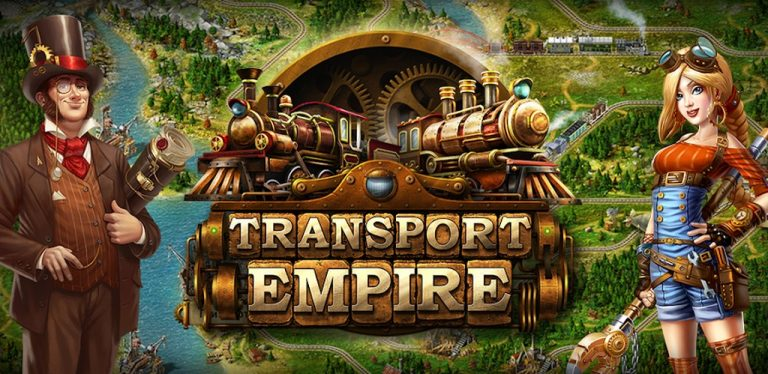 transport empire steam tycoon hile 768x374 - Transport Empire: Steam Tycoon Apk indir - Para Hileli Mod v3.0.30