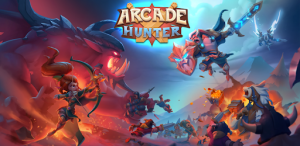 arcade hunter hile 300x146 - Shadow Fight 3 Apk indir - Dondurma Hileli Mod v1.21.1