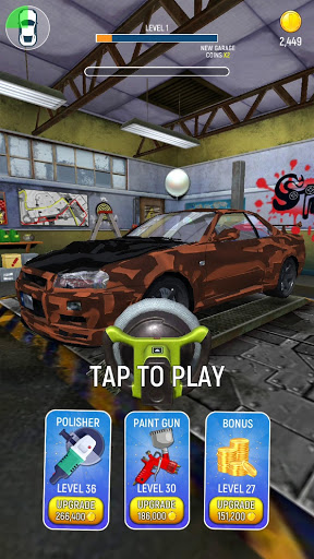 car mechanic indir 1 - Car Mechanic Apk indir - Para Hileli Mod v1.0.2