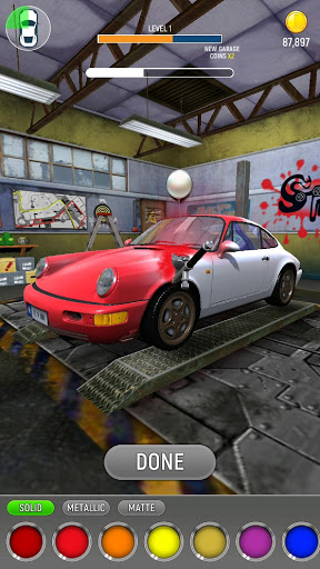 car mechanic - Car Mechanic Apk indir - Para Hileli Mod v1.0.2