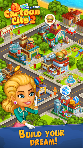 cartoon city 2 1 - Cartoon City 2 Apk indir - Kaynak Hileli Mod v1.78