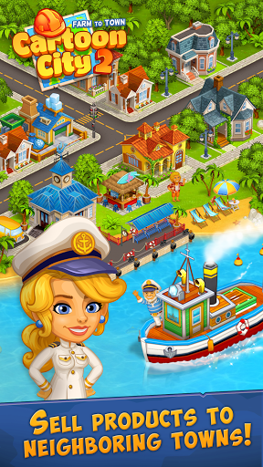 cartoon city 2 apk indir - Cartoon City 2 Apk indir - Kaynak Hileli Mod v1.78