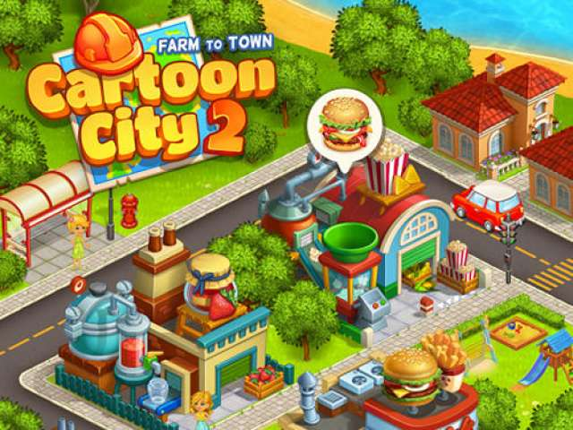 cartoon city 2 hile - Cartoon City 2 Apk indir - Kaynak Hileli Mod v1.78