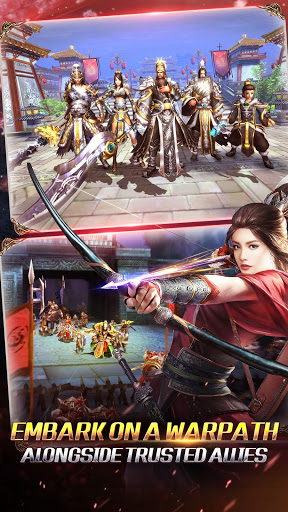 kingdom warriors - Kingdom Warriors Apk indir - Mega Hileli Mod v2.7.0